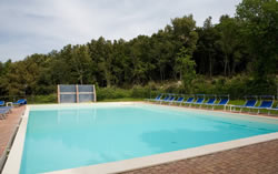 Agriturismo with pool in Tuscany
