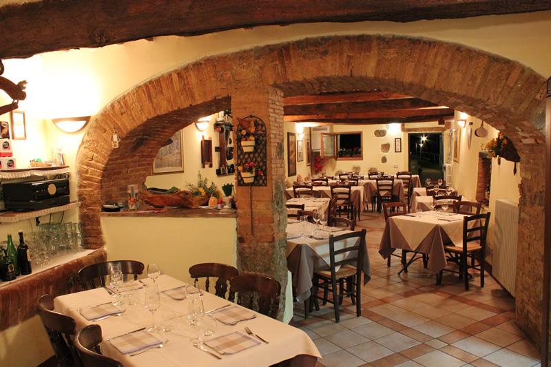 Casa de campo restaurante toscana italia siena - La toscana casa rural ...